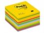 4413324 - karteczki samoprzylepne 3M Post-it 2030-U 76x76 mm, kostka, 400 kartek, kolorowa