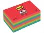 4413325 - karteczki samoprzylepne 3M Post-it 655-6SS-JP 127x76 mm, Super Sticky, 6x90 kartek, kolory energiczne