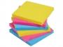 4413336 - karteczki samoprzylepne 3M Post-it 675-SS6RIO-EU 101x101 mm, Super Sticky, paleta Rio de Janeiro w linie, 6x90 kartek