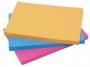 4413338 - karteczki samoprzylepne 3M Post-it 4690-SS3BGK-EU 101x152 mm, Super Sticky, paleta Bangkok w linie, 3x90 kartek