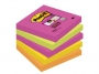 4413350 - karteczki samoprzylepne 3M Post-it 654S-N SuperSticky 76x76 mm, 5x90 kartek