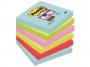 4413353 - karteczki samoprzylepne 3M 654-6SS-MIA, 76x76mm, 6x90 kartek