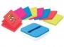 4413359 - karteczki samoprzylepne 3M VAL-SS8P-R330, 76x76 mm, Z-Notes 8x90 kart. + 4 bloczki gratis