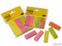 44134 - karteczki samoprzylepne 3M Post-it 670/5 15x50 mm, 5 kolorów neonowych, 5x100 kartek