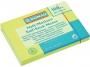 44158104 - karteczki samoprzylepne Donau żółte 105x76 mm 100 kartek