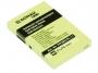 44158132 - karteczki samoprzylepne Donau 51x76 mm, ECO żółte, 100 kartek