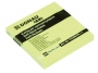 44158133 - karteczki samoprzylepne Donau 76x76 mm, ECO żółte 100 kartek