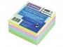 44158201 - karteczki samoprzylepne Donau 76x76 mm, 4 kolory 400 kartek pastelowe