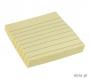 44182 - karteczki samoprzylepne 3M Post-it 630-6PK 76x76 mm, w linie, op. 6 bloczków