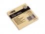 44185096 - karteczki samoprzylepne D.rect 76x76 mm, żółte, 100 kartek