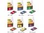 44185a_ - zakładki indeksujące samoprzylepne 3M Post-it 680 wąskie, kolorowe, 50 zakładekTowar dostępny do wyczerpania zapasów u producenta!