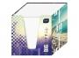 442251 - karteczki białe kostka nieklejona w pudełku kartonowym Interdruk 90x90x90 mm