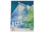 443452 - blok biurowy A5 100 kartek w kratkę D.rect
