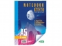 443456 - blok biurowy A5 50 kartek w kratkę D.rect perforowany