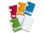 4436601 - blok biurowy A4 40 kartek w linie z mikroperforacją Pigna Quablock, otwory do segregatora, oprawa miękka, 2 szt./op.