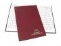 456002_ - książka / księga korespondencyjna A4 300 kartek Warta oprawa twarda PVC