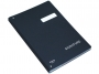 45605201 - teczka do podpisu kartonowa 19 kart Donau A4, twarda, czarna