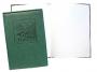 4560661_ - księga pamiątkowa złota ksiega Warta 220x307 mm, okładka twarda skóropodobna, 144 karty format A4