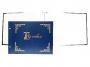 4560663_ - kronika złocona 345x255 mm, pozioma Warta 100 kart