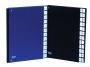 456135__ - teczka korespondencyjna A4 A-Z Donau kartonowa, oprawa skóropodobna, porządkowa