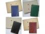 456211_ - teczka do podpisu kartonowa 10 kart Warta twarda, z grzbietem harmonijkowym