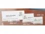 47422o - identyfikator stojący 100x67 mm Argo SRD 517, 24 szt./op.