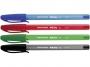 523071_ - długopis klasyczny PaperMate InkJoy 100 Cap M, 50szt/op., gr.linii 0,4 mm,