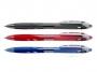 52364a_ - długopis automatyczny olejowy 0,27 mm Pilot Rexgrip Begreen,