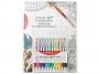 52371284 - długopis automatyczny Penac Inketti, gr. kulki 0,5 mm, mix kolorów, 12 szt./op.