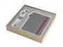 5238998 - długopis + notes Parker Urban Premium Pearl Metal CT, zestaw prezentowy