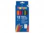 5563220 - kredki ołówkowe Primo CMP Morocolor sześciokątne 12 kolorów