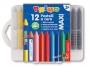5564421 - kredki woskowe Primo CMP Morocolor Maxi 12 kolorów