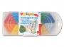 5564422 - kredki woskowe Primo CMP Morocolor Magiczne Trójkąty 12 kolorów