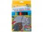 5564601 - kredki ołówkowe Gimboo sześciokątne, 12 kolorów