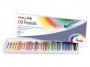 55704 - pastele, kredki olejowe / olejne Pentel 25 kolorów PHN-25