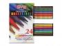 557070 - kredki bezdrzewne KOH-I-NOOR Progresso 24 kolory
