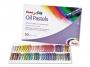 557090 - pastele, kredki olejowe / olejne Pentel 50 kolorów PHN-50