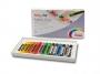557099 - pastele, kredki do tkanin / tekstylne Pentel PTS 15 kolorów + długopis BN15