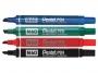 572180_ - marker permanentny Pentel N60, ścięta końcówkaTowar dostępny do wyczerpania zapasów u producenta!!