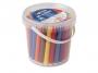 57223160 - flamastry Morocolor Primo Jumbo, grubo�� ko�c�wki 8mm, op.60szt.(5x12 kolor�w), w plastikowym wiaderku