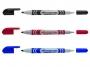 57237_ - marker permanentny dwustronny / foliopis Pentel N65W Twin-TipTowar dostępny do wyczerpania zapasów u producenta