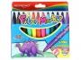 5728100 - flamastry Keyroad 12 kolorów