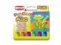 5835909 - farby w sztyfcie Instant PlayColor Fluo One, 6 kolorówTowar dostępny do wyczerpania zapasów u producenta!!