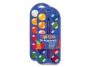 5836324 - farby akwarelowe 24 kolory wodne Primo CMP Morocolor w pastylkach o śr.30 mm, zestaw + pędzelek w pudełku plastikowym ze zdejmowanym zamknięciem