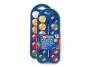 5836331 - farby akwarelowe 24 kolory wodne Primo CMP Morocolor w pastylkach o śr.25 mm, zestaw + pędzelek
