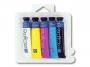 5837005 - farby plakatowe 5 kolorów w tubkach Primo CMP Morocolor w pudełku plastikowym, 5 x 12 ml