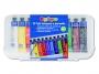 5837110 - farby plakatowe 10 kolorów w tubkach Primo CMP Morocolor w pudełku plastikowym, 10 x 18 ml