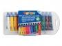 5837152 - farby plakatowe 12 kolorów w tubkach + pędzelek Primo CMP Morocolor zestaw, 12 x 12 ml