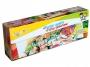 5837657 - farby plakatowe w pojemniczkach Gimboo 12 kolorów po 20 ml