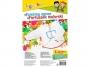 58377003 - fartuszek / fartuch dla dzieci ochronny do malowania Gimboo 3-6 lat transparentny